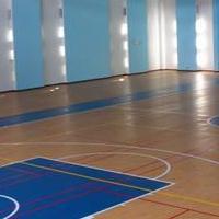 塑胶蓝球场价格 塑胶篮球场建设