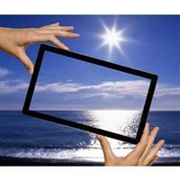 AR减反射镀膜玻璃       增透射玻璃