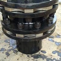 45#钢 DJM单膜联轴器 不锈钢弹性膜片联轴器304