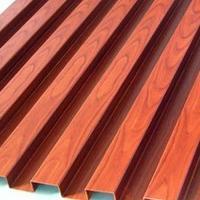 厂家直销木纹长城板_密拼铝长城板_《广东德普龙建材》