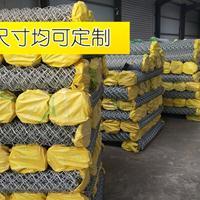 内蒙古煤矿支护铁丝网-5*5cm孔矿用勾花网一平米报价