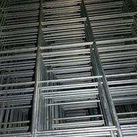 6MM直径铁矿专项使用钢筋网片――10*10CM标准孔平纹焊接网片报价