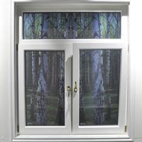 高端铝木复合门窗招商,节能隔音铝木门窗