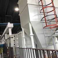 汽配厂乳化油含油清洗废水处理设备零排放中水回用装置