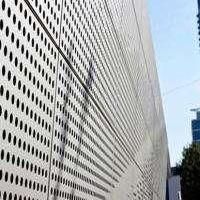 铝单板加工定做厂家 2.0厚铝板装饰网