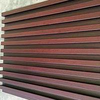 墙面凹凸铝板-木纹铝合金长城板生产厂家_《广东德普龙建材》