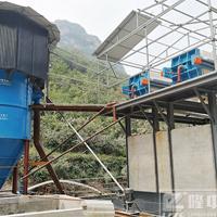 洗砂污水处理设备 污泥净化零排放系统处理工艺
