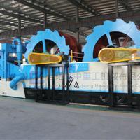 厂家直销新型双轮洗砂回收一体机设备 矿山洗沙设备洗选工艺