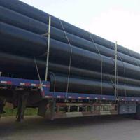 陕西延安聚乙烯PE管,450PE给水管排水管厂家直供