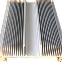 佛山工厂挤压生产散热器铝型材 表面阳极氧化价格优惠
