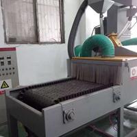 通过式抛丸机板材表层处理设备环保节能抛丸机