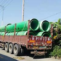 惠州东莞珠海中山玻璃钢顶管-玻璃钢管-夹砂管道厂家