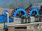 安徽双轮洗砂回收一体机现场案例