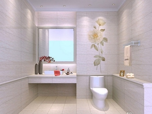 贴好瓷砖后如何做防水 卫生间做好防水之后如何把墙砖贴上去