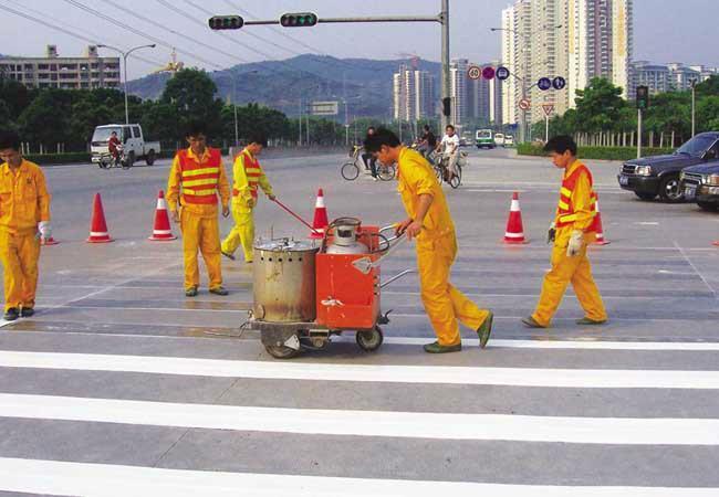 马路划线漆分类 马路划线漆有几种类型