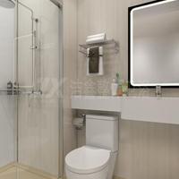 整体淋浴房 一体式卫生间