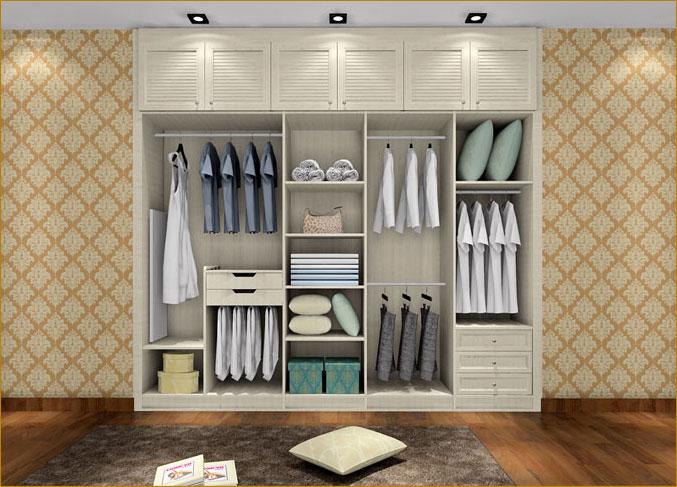 衣柜定制价格多少钱一平方 定做衣柜价格多少钱一平米
