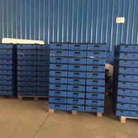 苏州地区供应优质铝合金封边中空板周转箱