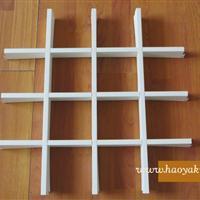 0.4-1.5mm铝格栅规格 外墙铝格栅 防潮天花吊顶