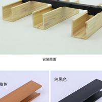 恩施木塑地板厂家140x25价格