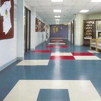 聊城PVC地板胶