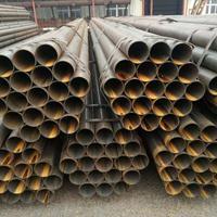 天津Q235B直缝焊管现货库存较少