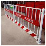金属护栏 锌钢护栏 郑州批发厂家 银丰护栏 工地临边栏杆