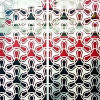 雕花造型铝板-镂空铝板窗花