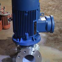 厂家直销ISG管道泵/城市供水大型离心泵/多级给水管道泵