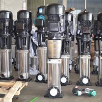 CDLF系列轻型不锈钢立式多级管道泵
