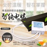 踢脚线电暖器  新能源隐形电暖 电采暖 取暖器 恒嵘科技