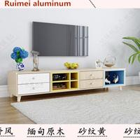 全铝电视柜  全铝家具厂家批发  铝合金电视柜铝型材厂家