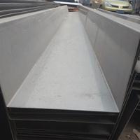 西安加工铝板天沟生产厂家