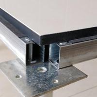 宝鸡防火耐磨优质贴面 全钢陶瓷防静电地板