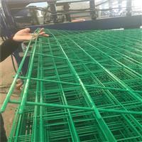 供应双边丝护栏网现货5mm丝径道路两旁安全防护网