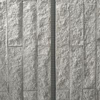 外墙岩石砖灰色