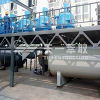 萃取法处理染料中间体废水效果