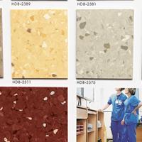 厂家直销成批出售PVC胶地板-耐磨防滑 商用办公PVC塑胶地板