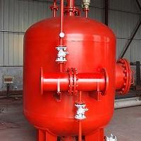 消防泡沫罐压力式泡沫罐