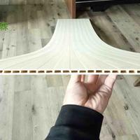 内蒙古包头竹木纤维集成墙板生态木厂家
