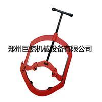 虎王铰接式割管刀 2-12寸大口径钢管割刀 无火花切割工具