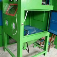 铝材金属制品喷砂机佛山手动喷砂机厂家直销除锈专用打沙机制造