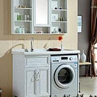铝合金洗衣柜 全铝鞋柜家具定制 全铝家居锐镁厂家直销铝型材