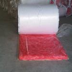 河北大城龙飒 厂家发货铝箔贴面复合玻璃棉板岩棉板A级防火高密度