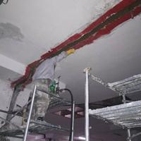 山东定陶县地下室伸缩缝补漏,地下室伸缩缝堵漏公司