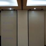 苏州会议室隔断|酒店屏风|活动隔断墙