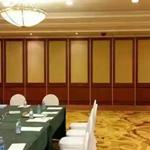 [广西桂林活动隔断屏风工程案例]