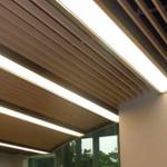 供应弧形木纹车站酒店铝方通国存品牌
