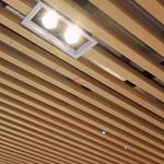 公司大厅吊顶铝方通厂家定做价格