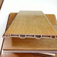供应自然木外墙板 方木隔断系列 自然木吸音板 木塑地板